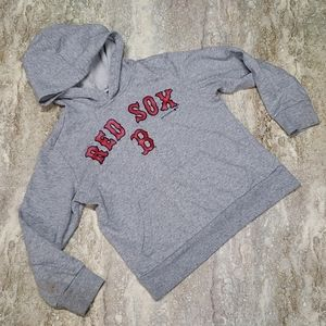 MLB BOSTON RED SOX YOUTH HOODIE M 8